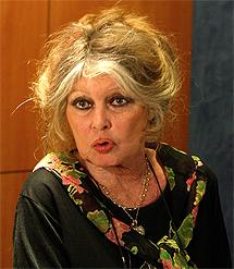 La actriz en 2003. | Afp