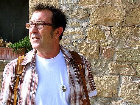El diseñador valenciano Paco Bascuñán. | Foto: Escola Muu