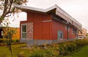 Imagen de la 'Casa Flotante' | ELMUNDO.ES