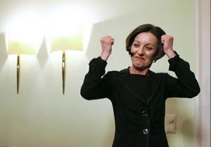 Herta Müller, premio Nobel.