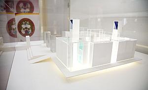 Maqueta del prototipo presentado por la Universida de Sevilla | Elmundo.es