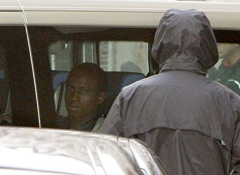 El pirata somalí 'Abdu Willy', acusado del secuestro del atunero Alakrana. | Efe