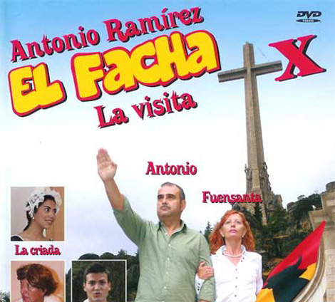 Portada del DVD de la pelcula.