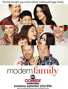 Poster de 'Modern Family'
