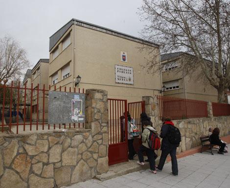 colegio publico virgen de la nueva: