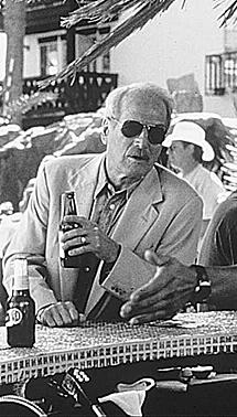 Paul Newman en 'Al caer el sol'.