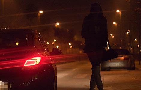 prostitutas poligono marconi delito sinonimos