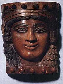 La Mona Lisa de Nimrud.