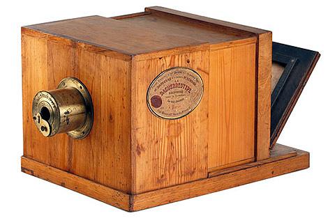 Daguerrotipo de 1839.