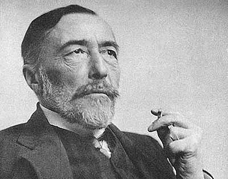 Crónica de un Amateur de la Lectura- EL REGRESO de Joseph Conrad