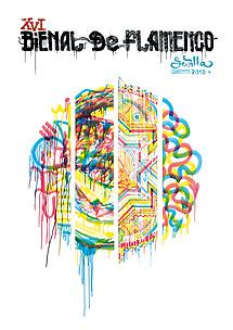 Cartel de la XVI Bienal