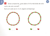 Un ejercicio con colores. | ELMUNDO.es