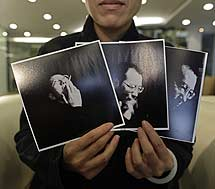 Imágenes de Xiaobo en la cárcel. | Reuters