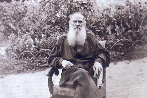 Imagen de archivo de León Tolstoi.