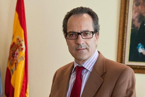 Manuel Martín-Granizo, fiscal del Tribunal Superior de Justicia de Castilla y León. | Ical