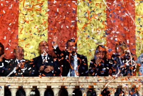 Artur Mas logra una corona que le han arrebatado hasta en dos ocasiones | Quique García