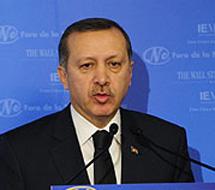 Erdogan. | Bernardo Díaz