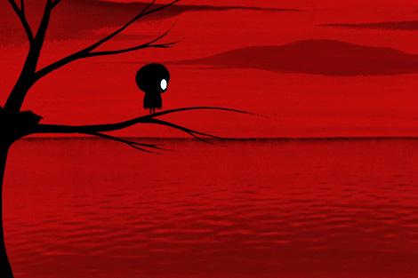 El corto de animación 'Birdboy' es obra del dibujante Alberto Vázquez.