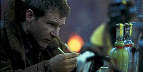 Harrison Ford, en una escena de 'Blade Runner'.