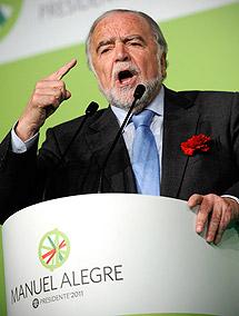 Manuel Alegre. | Ap