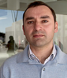 Cesar Lodos, abogado defensor. | Efe