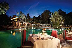 Hotel Es Saadi, en Marrakech.