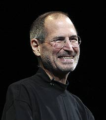 El fundador de Apple, Steve Jobs.