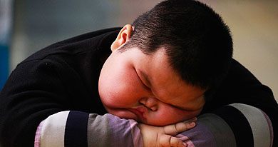 Lu Zhihao vive en la provincia china de Guandong. VEA MÁS FOTOS | Reuters
