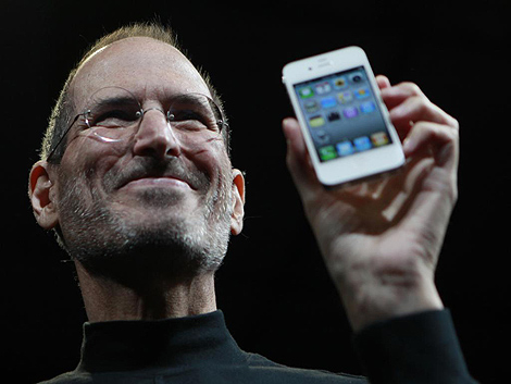 En 2010, con el iPhone. | Ap
