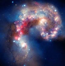 Galaxias captadas por el Hubble. | NASA/ESA