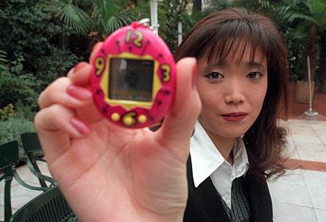 Aki Maita, creadora del Tamagotchi, en una imagen de hace 15 años. | José Ayma