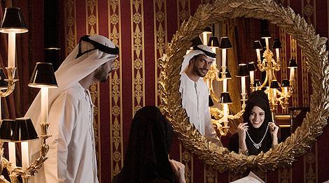 Imagen promocional del Burj Al Arab. | Foto: Burj Al Arab