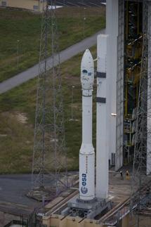 Cohete 'Vega'. | ESA