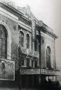 Uno de las obras de Lafuente, los cines Embassy.   Efe