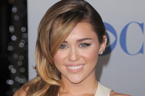 Miley Cyrus hace unos días.| Gtres