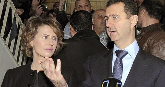Asma Asad: 'Yo soy el verdadero dictador' 1332193147_1