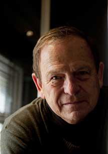 Ken Nealson, director del Centro para la Detección de Vida. |Bernardo Díaz