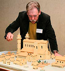 Bert M. Geurten. | Foto: Karolingishe Klostertadt