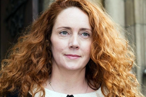 Rebekah Brooks. | Afp