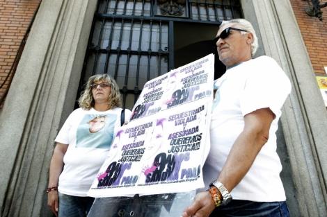 'Ramoncín', uno de los asesinos de Sandra Palo, saldrá de prisión el domingo 1337353765_0