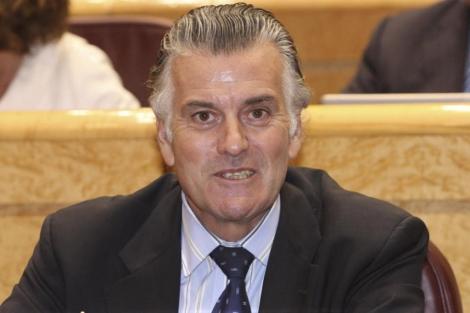 El ex tesorero y ex senador del PP, Luis Bárcenas. | EL MUNDO