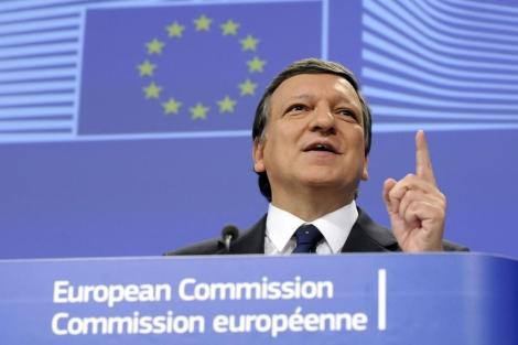 José Manuel Durao Barroso, presidente de la Comisión Europea (CE). | Afp
