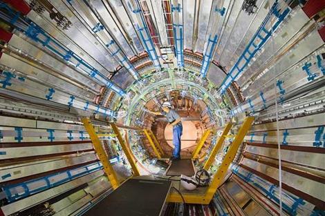 El CERN dispara los rumores sobre el hallazgo de la 'partícula de Dios' 1340640944_0