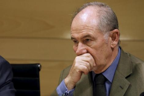 El ex presidente de Bankia Rodrigo Rato. | Efe