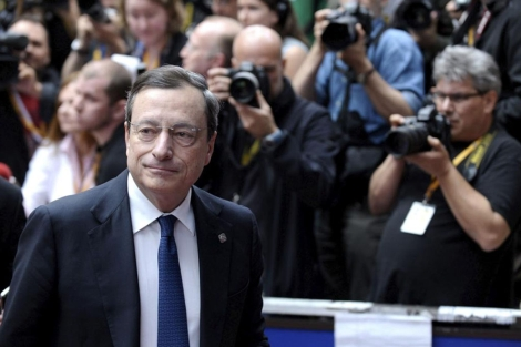 El presidente del BCE, Mario Draghi. | Reuters