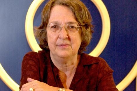 Esther Tusquets. | Foto: Carlos García