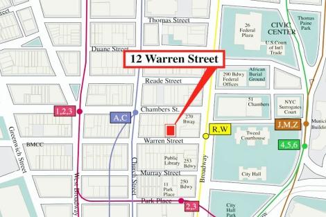 Mapa de la ubicación exacta del inmueble vendido por BBVA. | ELMUNDO.es