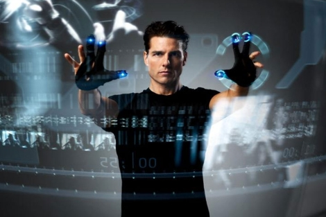 Fotograma de la pelcula 'Minority report'. | EM