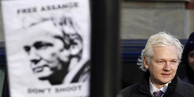 Julian Assange. | Foto: Reuters