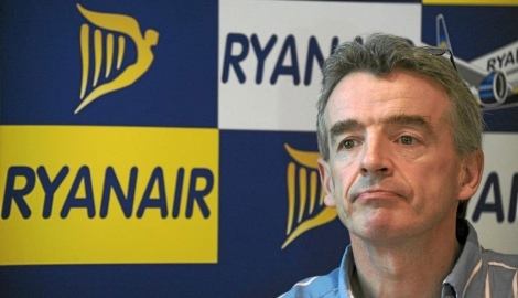 Michael O'Leary | EL MUNDO